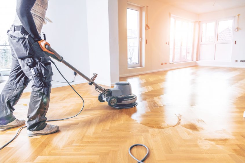 facts related to floor polishing