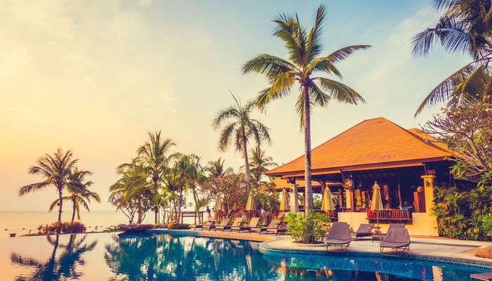 Travel resort